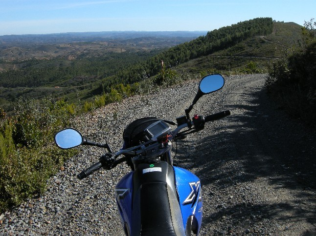 Algarve Motorrad