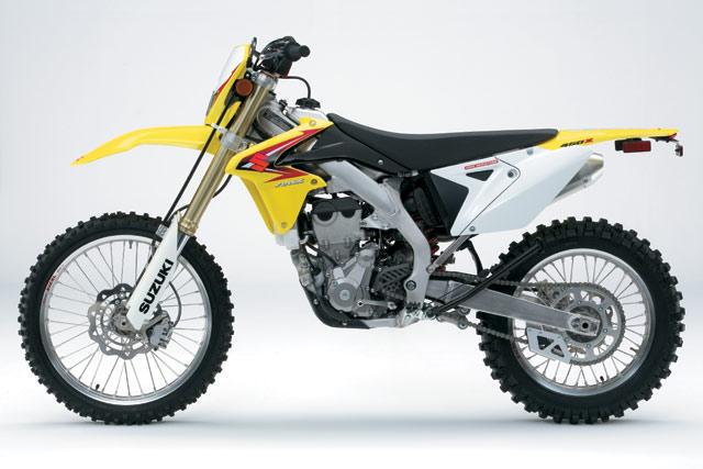 Suzuki Enduro Motocross 2010