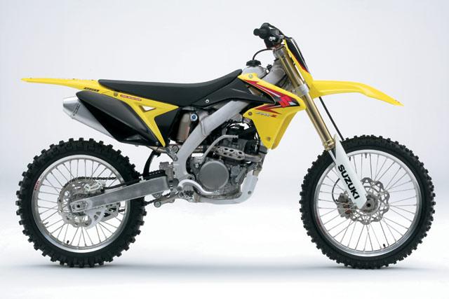 Suzuki Enduro & Motocross 2010