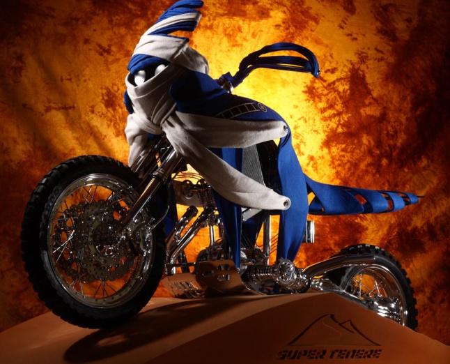 Yamaha Supertenere 1200 2010