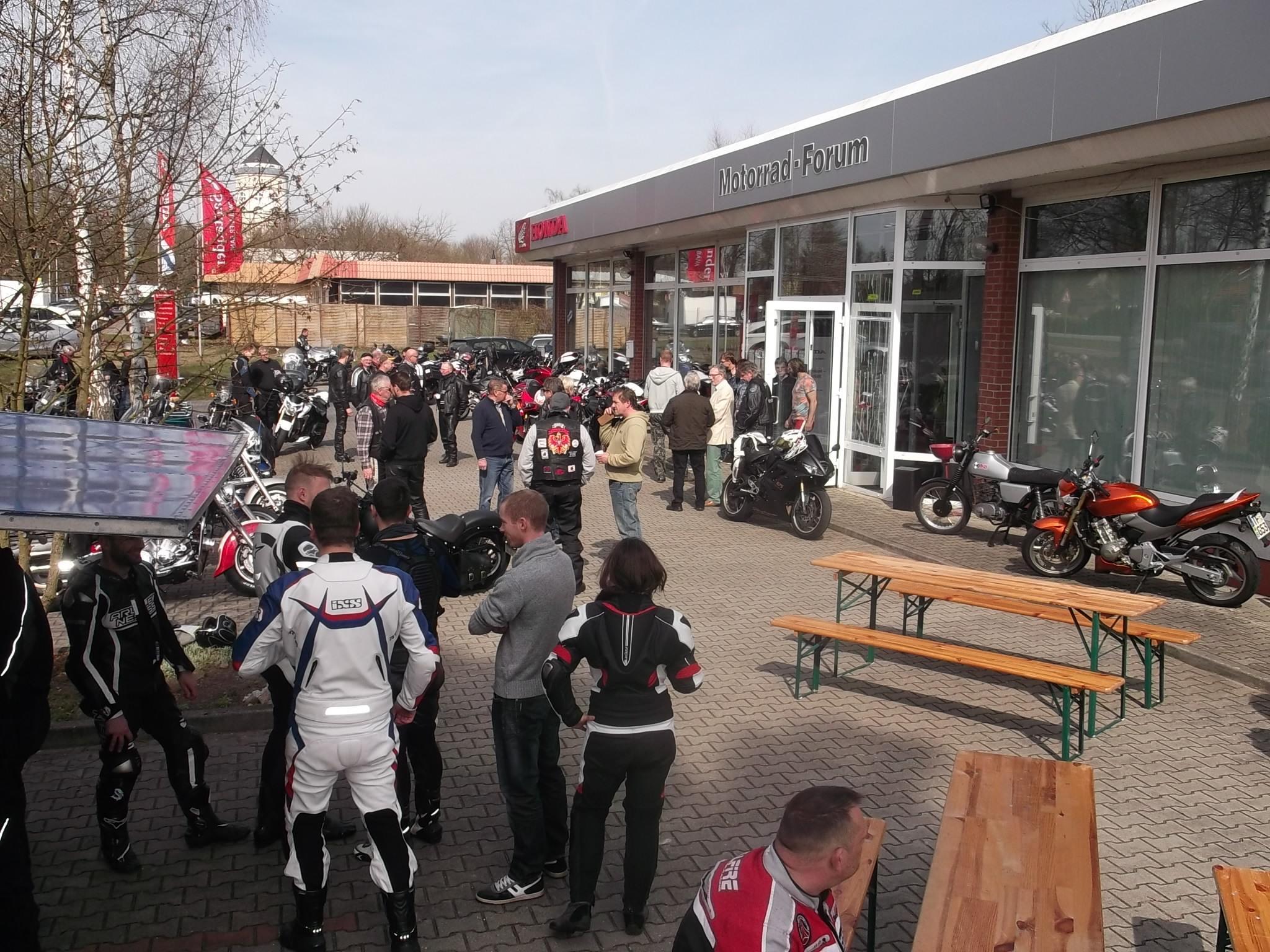 Unternehmensbilder Motorradforum Jueterbog 13