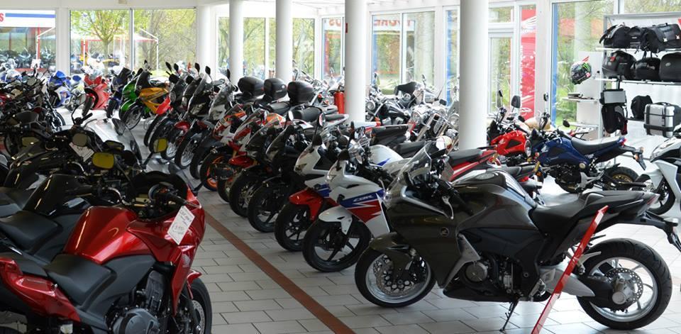 Unternehmensbilder Biker`s Point Fuchs GmbH & Co. KG 17