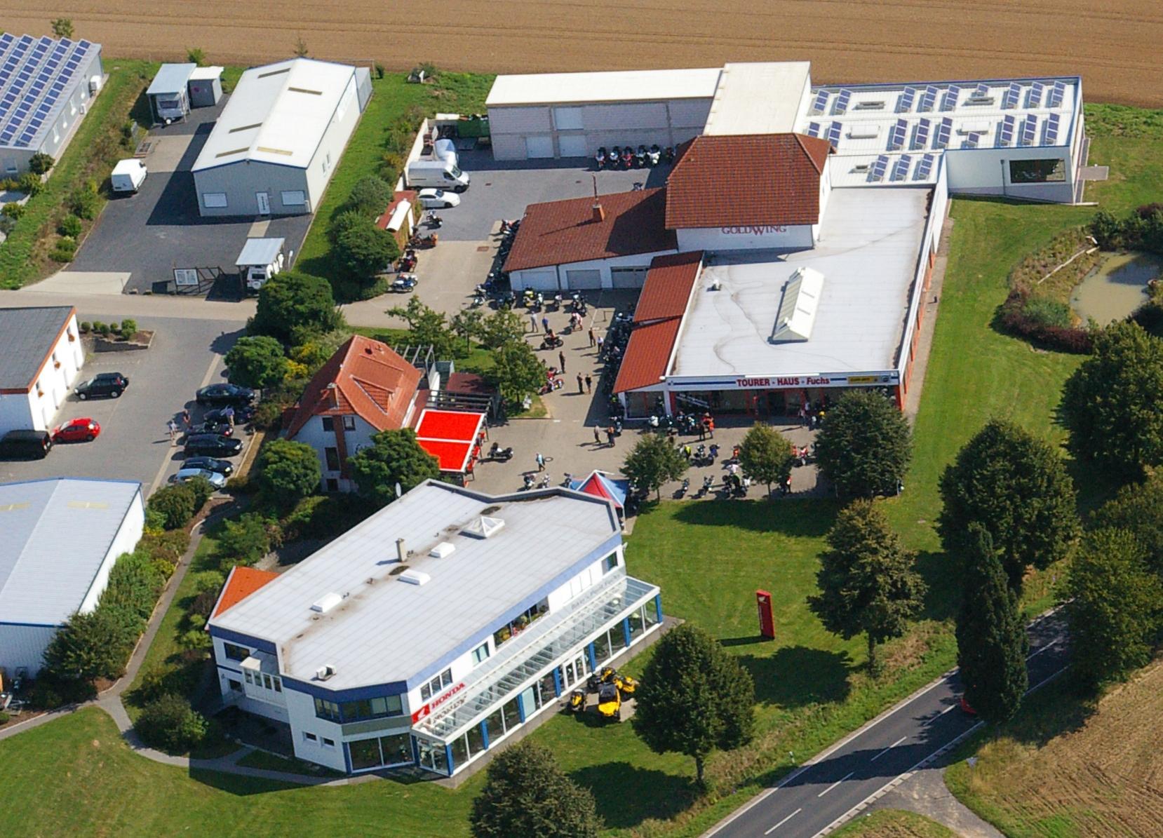 Unternehmensbilder Biker`s Point Fuchs GmbH & Co. KG 8