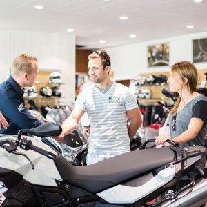 Unternehmensbilder Motorradhaus Ebert e.K. 13