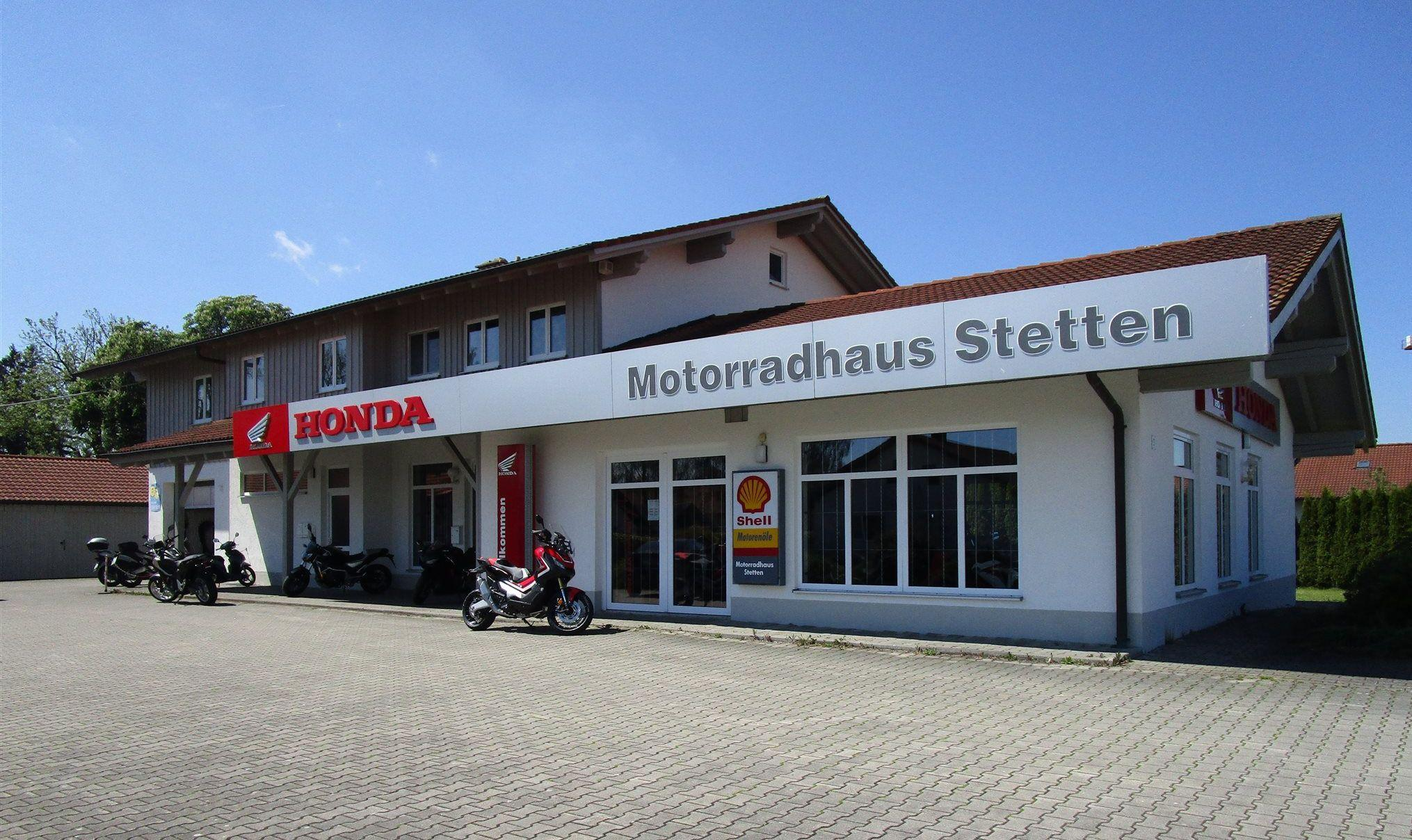 Unternehmensbilder Motorradhaus Stetten GmbH 2