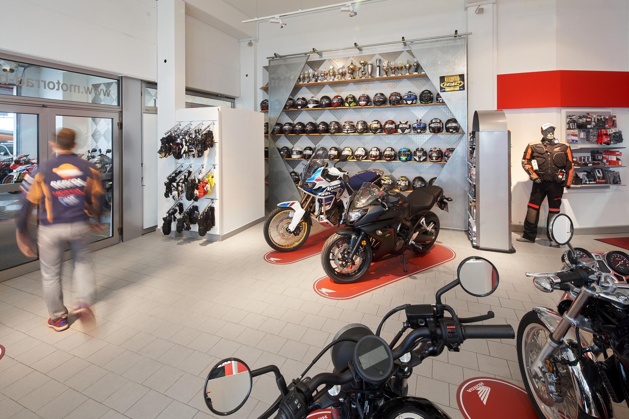 Unternehmensbilder Motorrad-Box GmbH 8