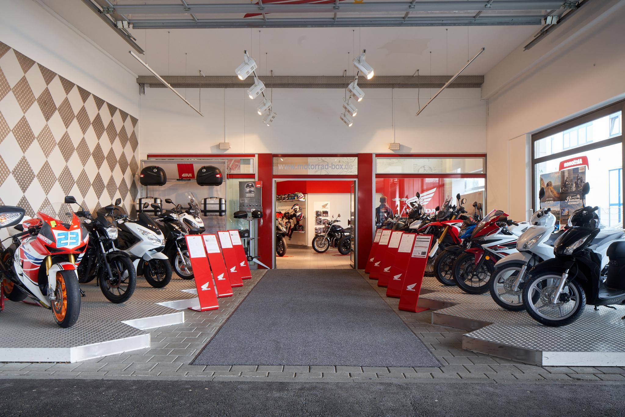 Unternehmensbilder Motorrad-Box GmbH 3