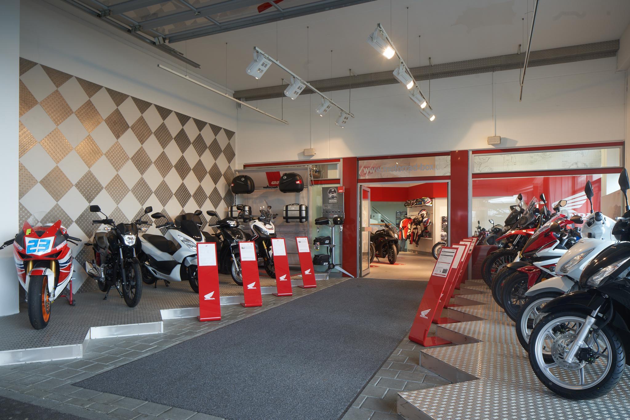 Unternehmensbilder Motorrad-Box GmbH 6
