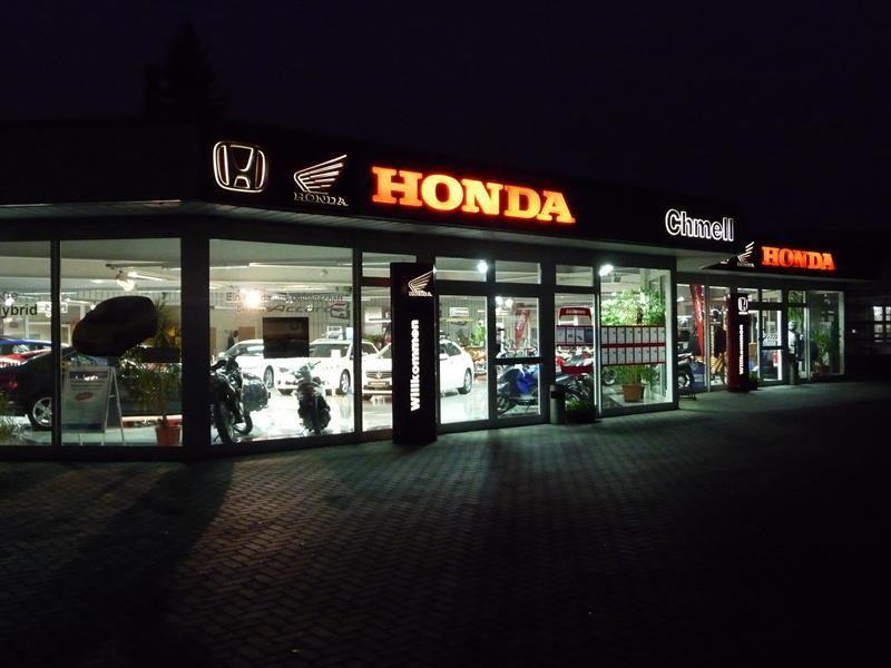 Unternehmensbilder Honda Auto- & Motorradhaus Chmell 5