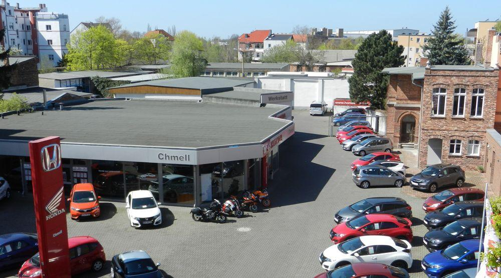 Unternehmensbilder Honda Auto- & Motorradhaus Chmell 4