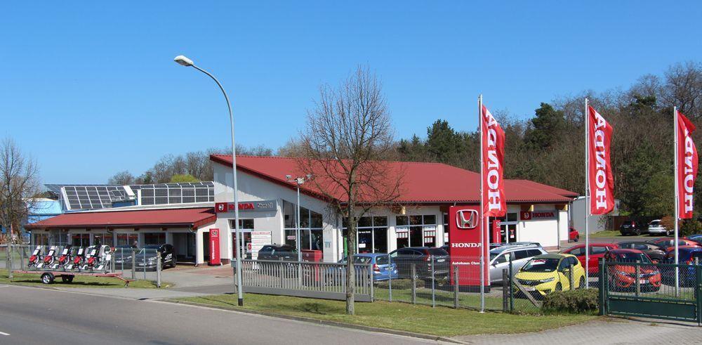 Unternehmensbilder Honda Auto- & Motorradhaus Chmell 3