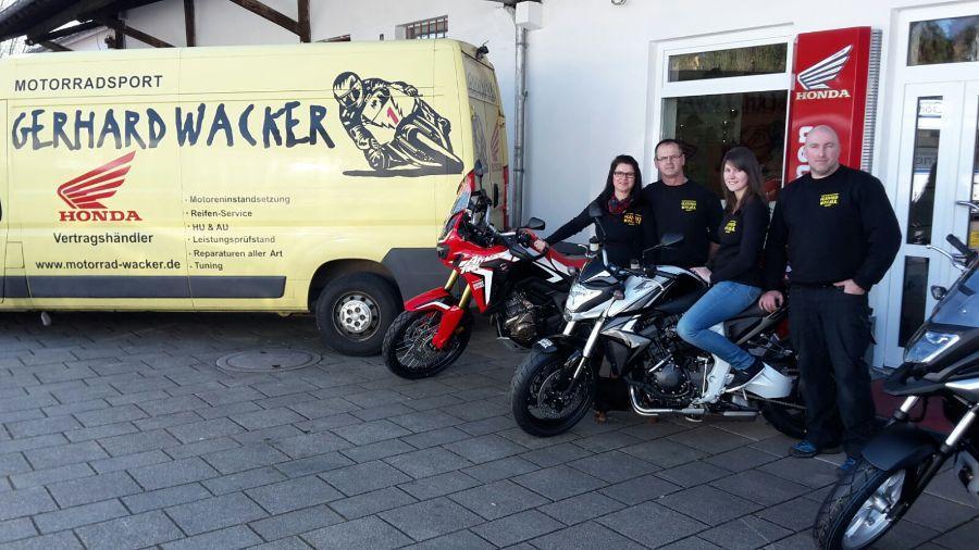 Unternehmensbilder Motorradsport Gerhard Wacker 16
