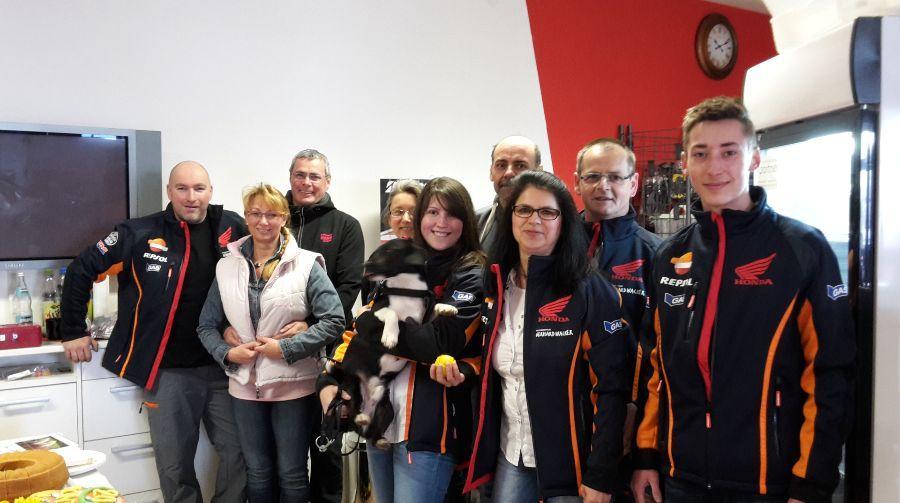 Unternehmensbilder Motorradsport Gerhard Wacker 15