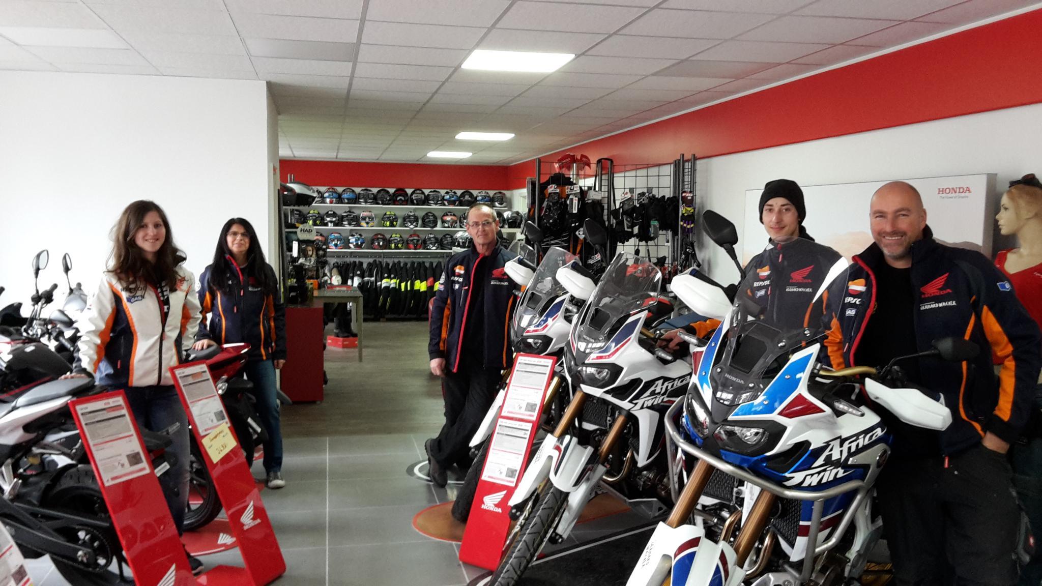 Unternehmensbilder Motorradsport Gerhard Wacker 10