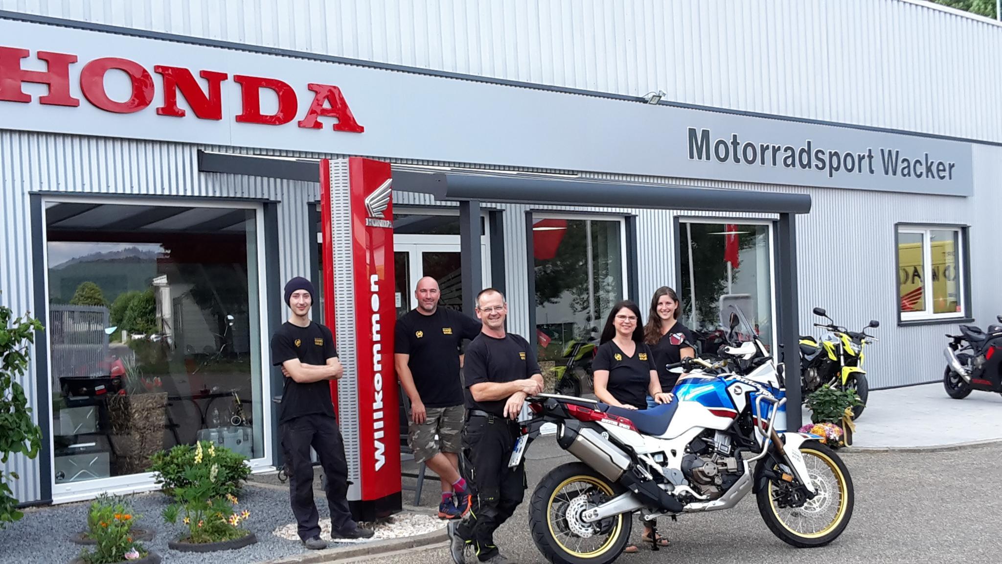 Unternehmensbilder Motorradsport Gerhard Wacker 9