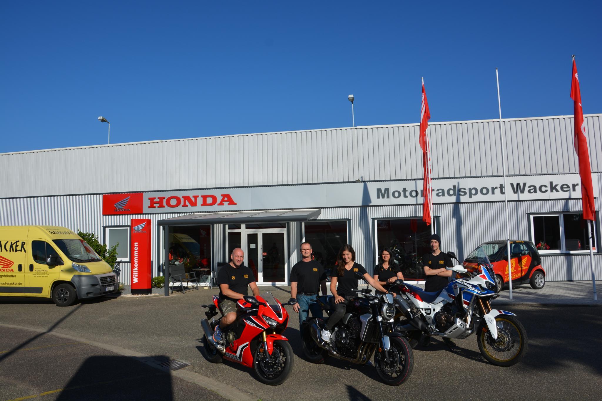 Unternehmensbilder Motorradsport Gerhard Wacker 8