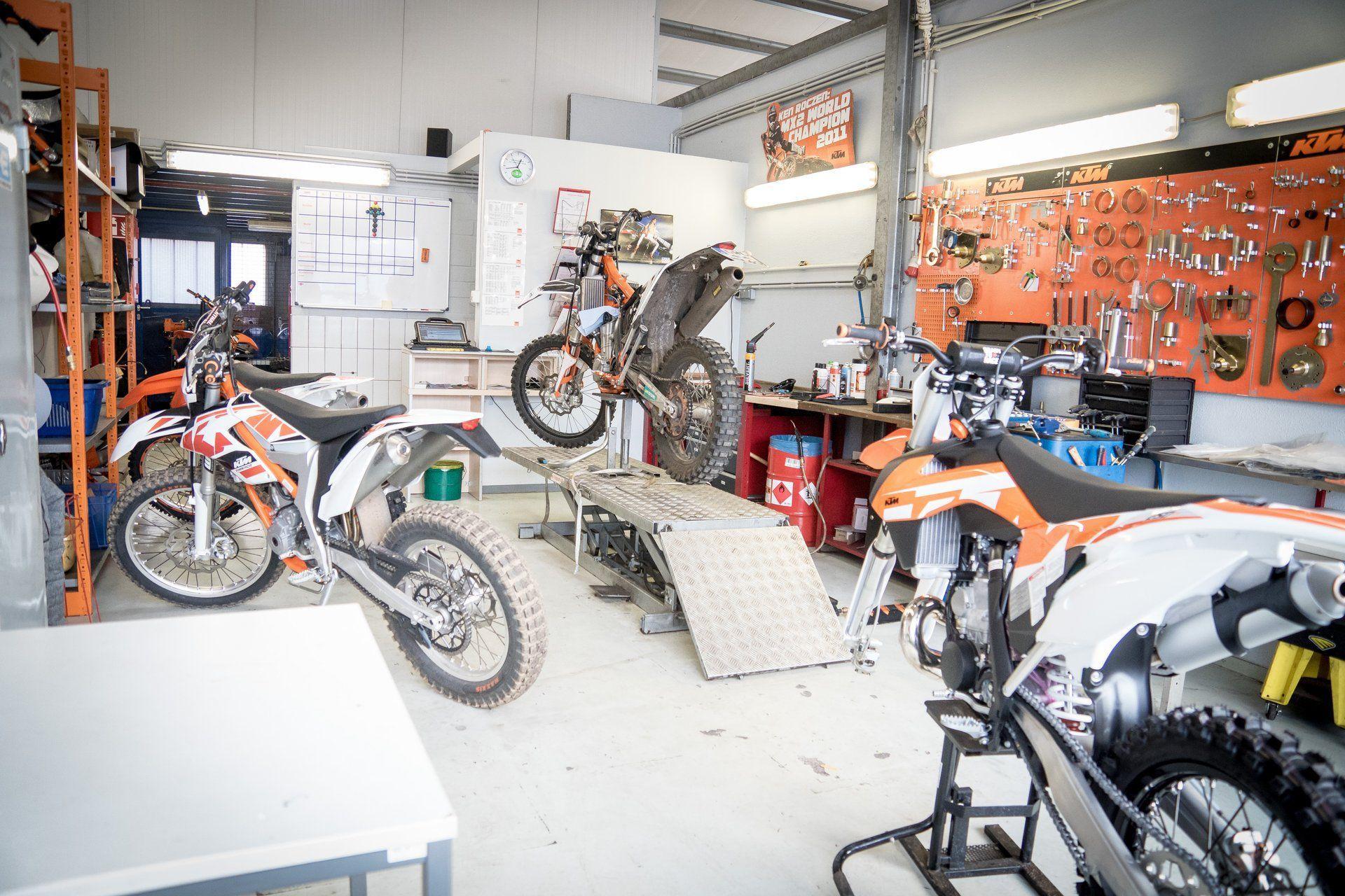 Unternehmensbilder KM Kaczmarek Motorsport 14