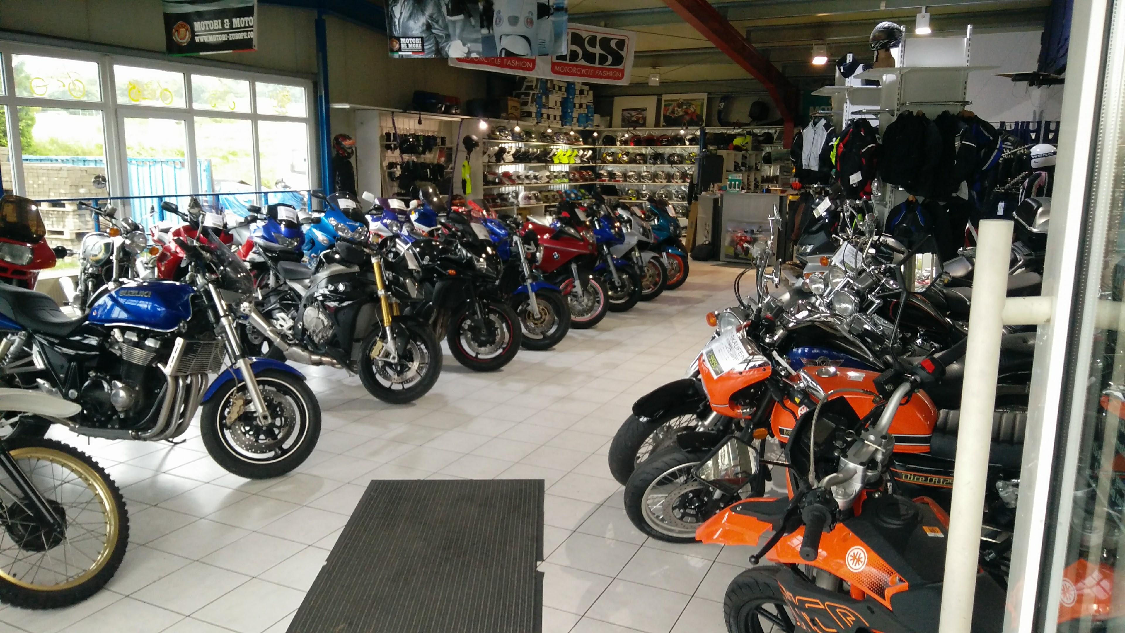 Motorrad Hoppe Volkmarsen