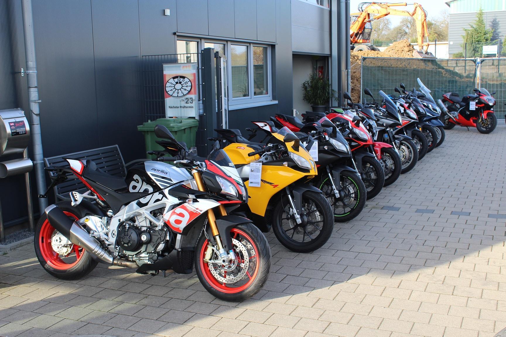 Unternehmensbilder Motorradcenter Benedini 5