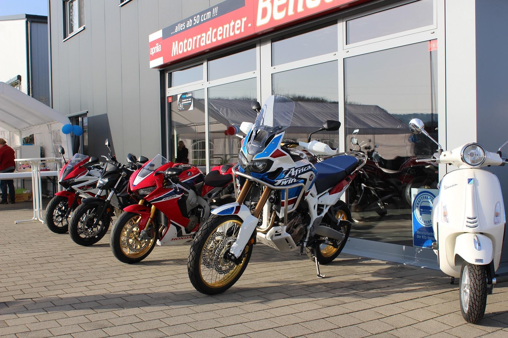 Unternehmensbilder Motorradcenter Benedini 3