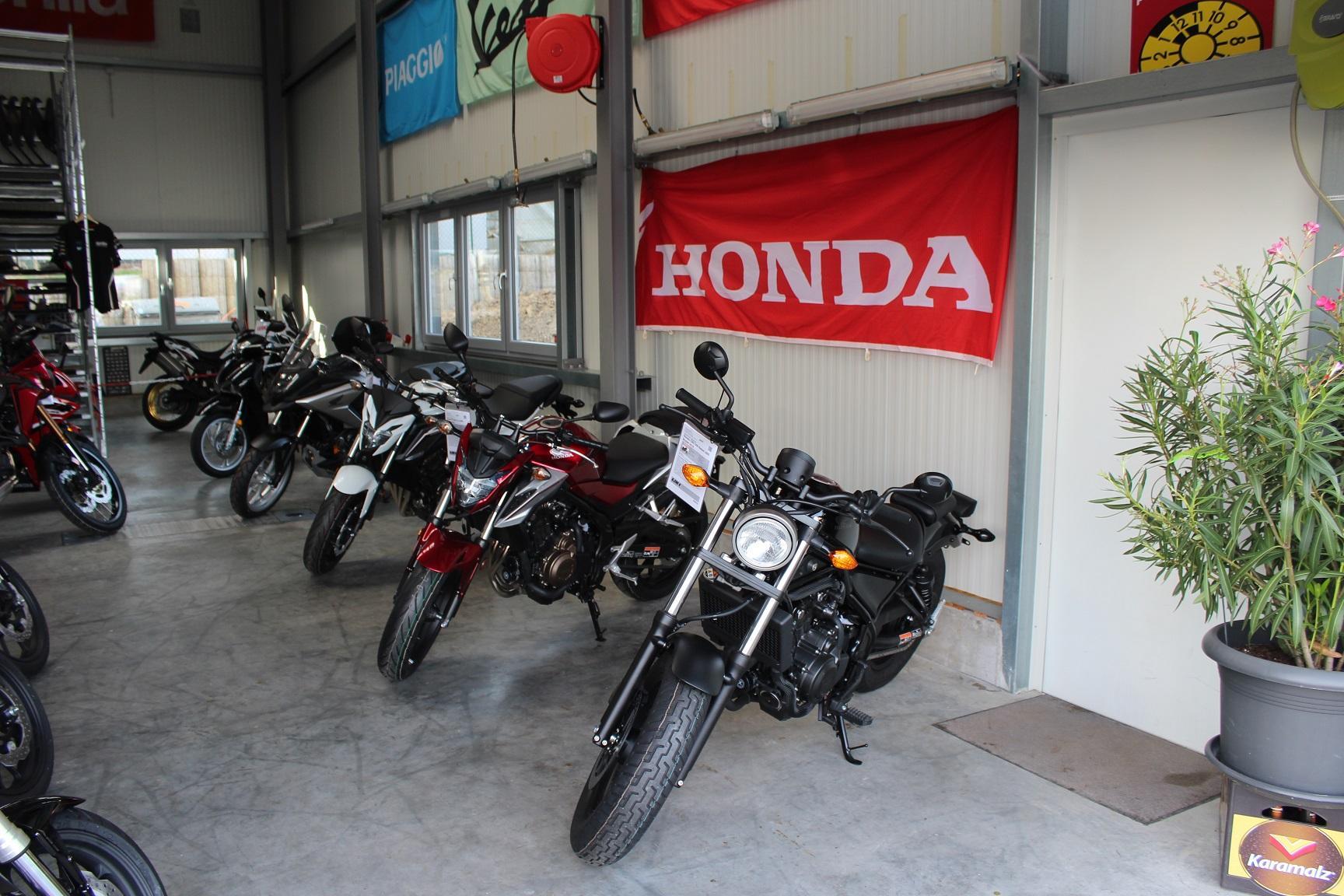 Unternehmensbilder Motorradcenter Benedini 11