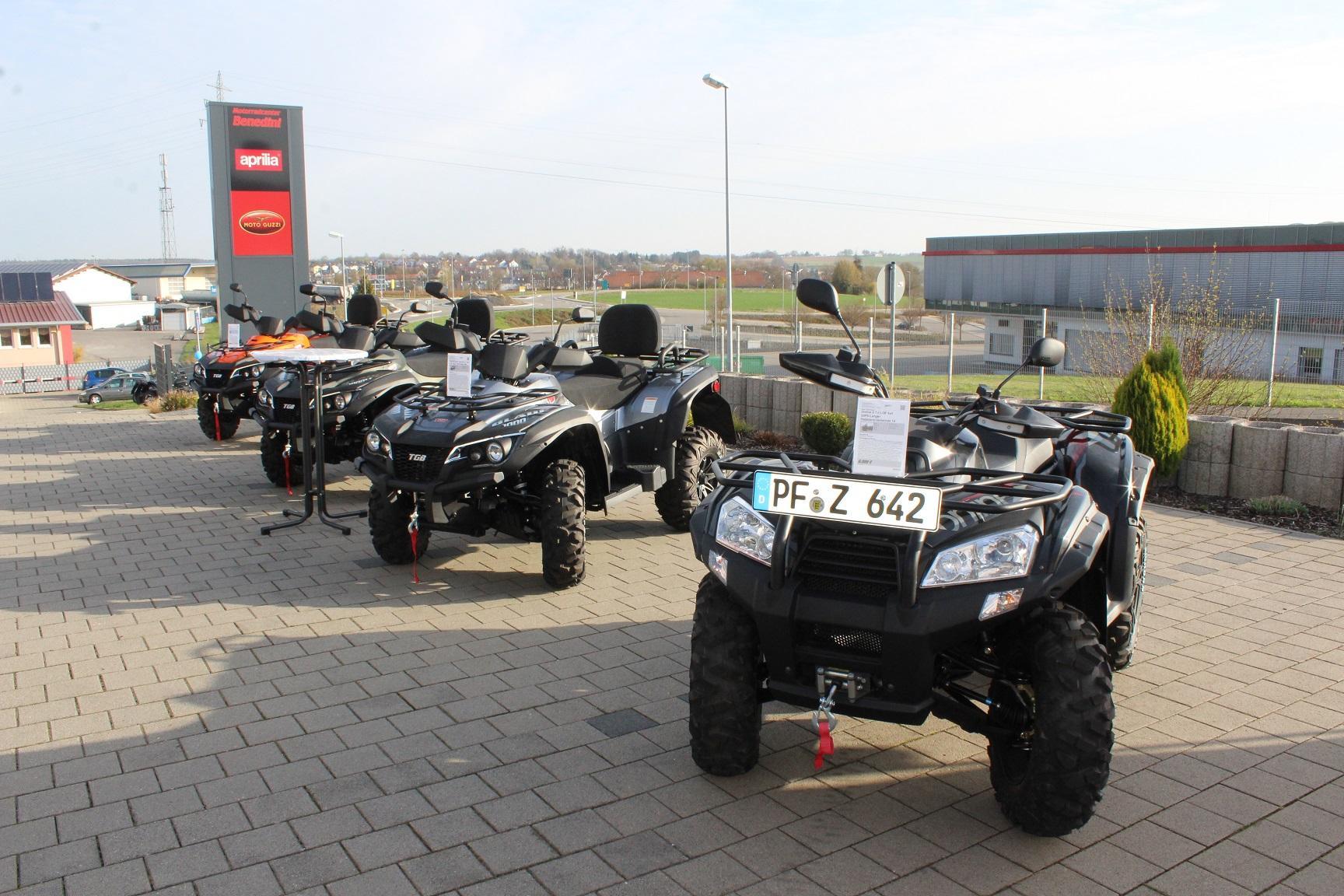 Unternehmensbilder Motorradcenter Benedini 7