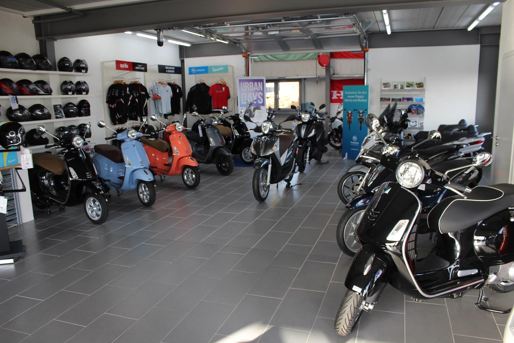 Unternehmensbilder Motorradcenter Benedini 8