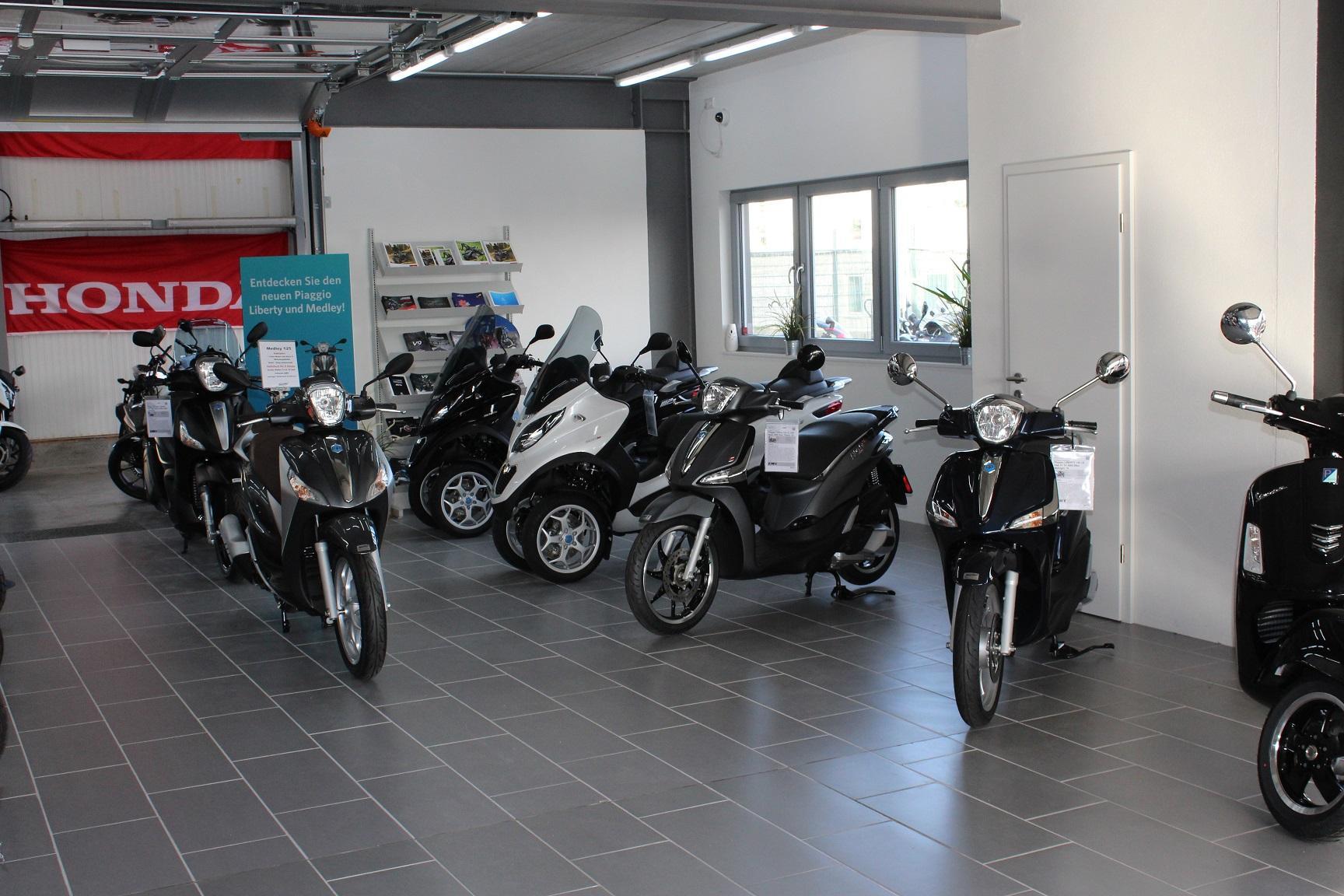 Unternehmensbilder Motorradcenter Benedini 9
