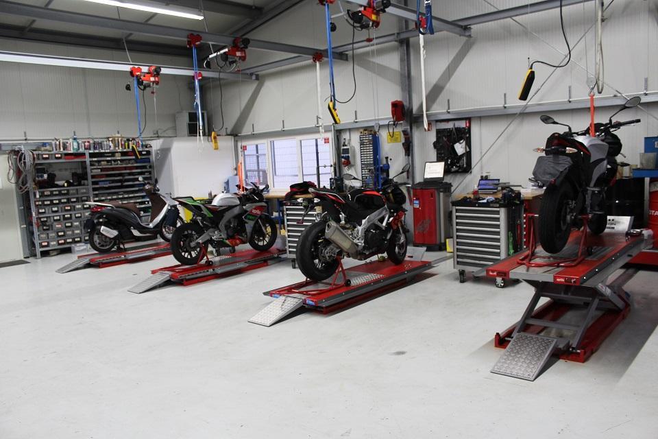 Unternehmensbilder Motorradcenter Benedini 12