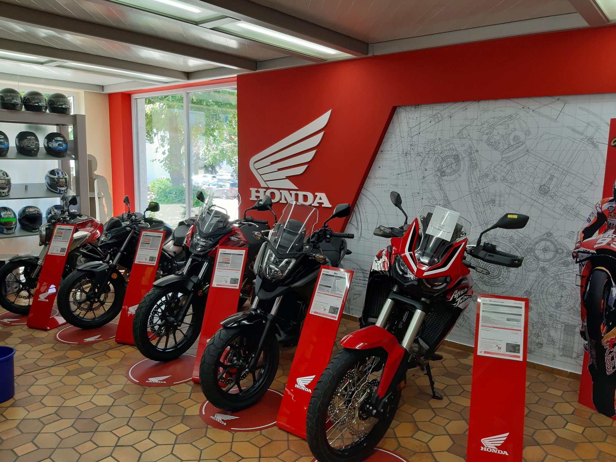 Unternehmensbilder Motorradhaus Gruber GmbH 9