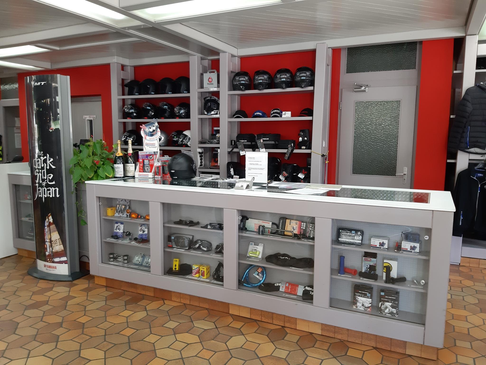 Unternehmensbilder Motorradhaus Gruber GmbH 8
