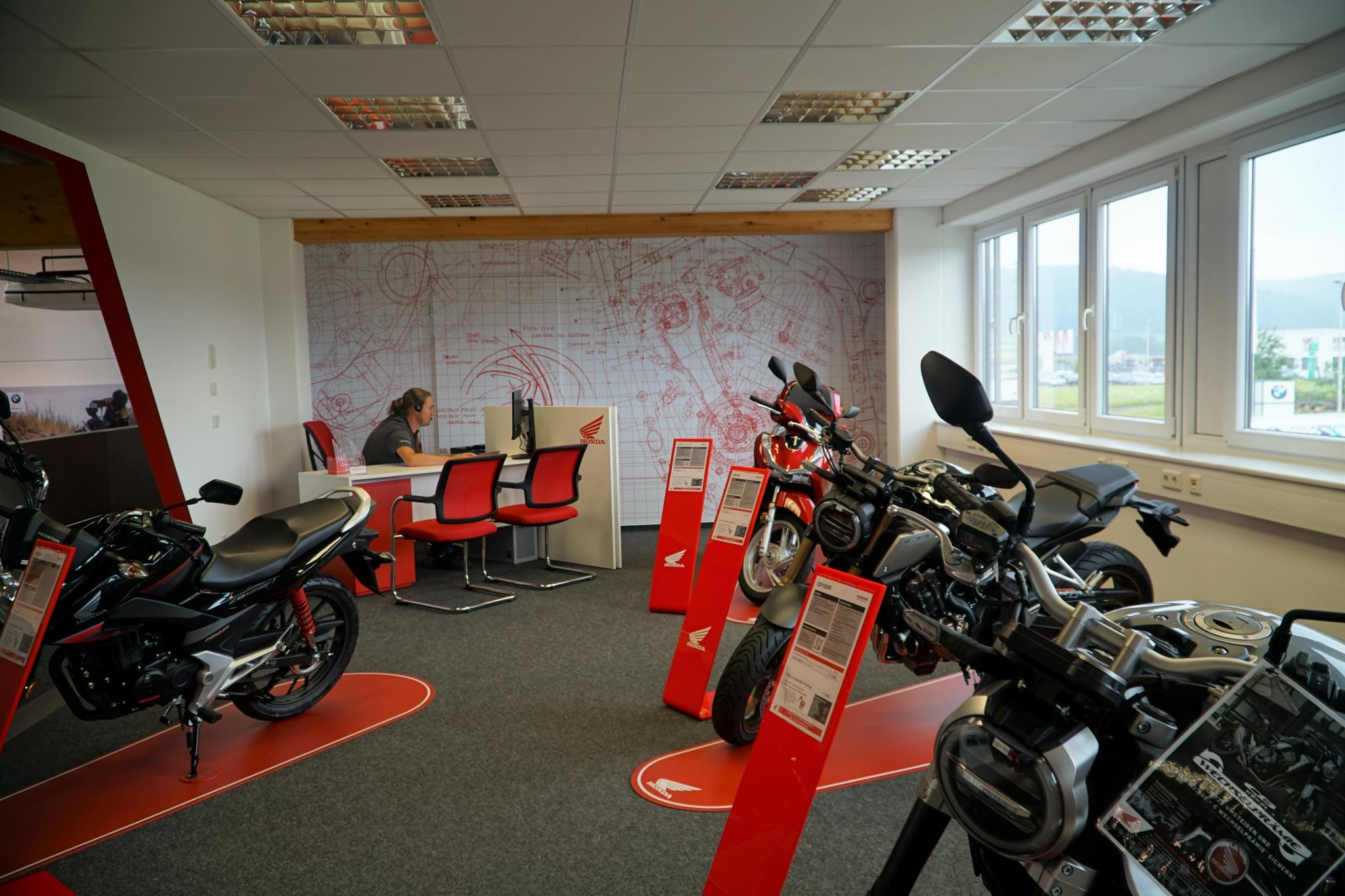 Unternehmensbilder Auto + Motorrad Müller 23