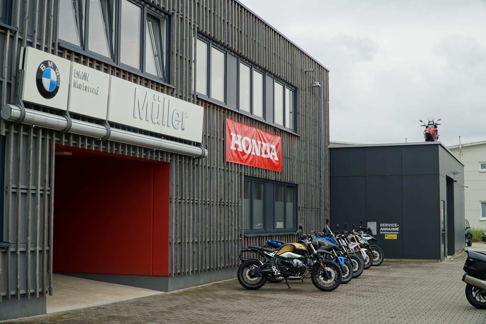 Unternehmensbilder Auto + Motorrad Müller 28