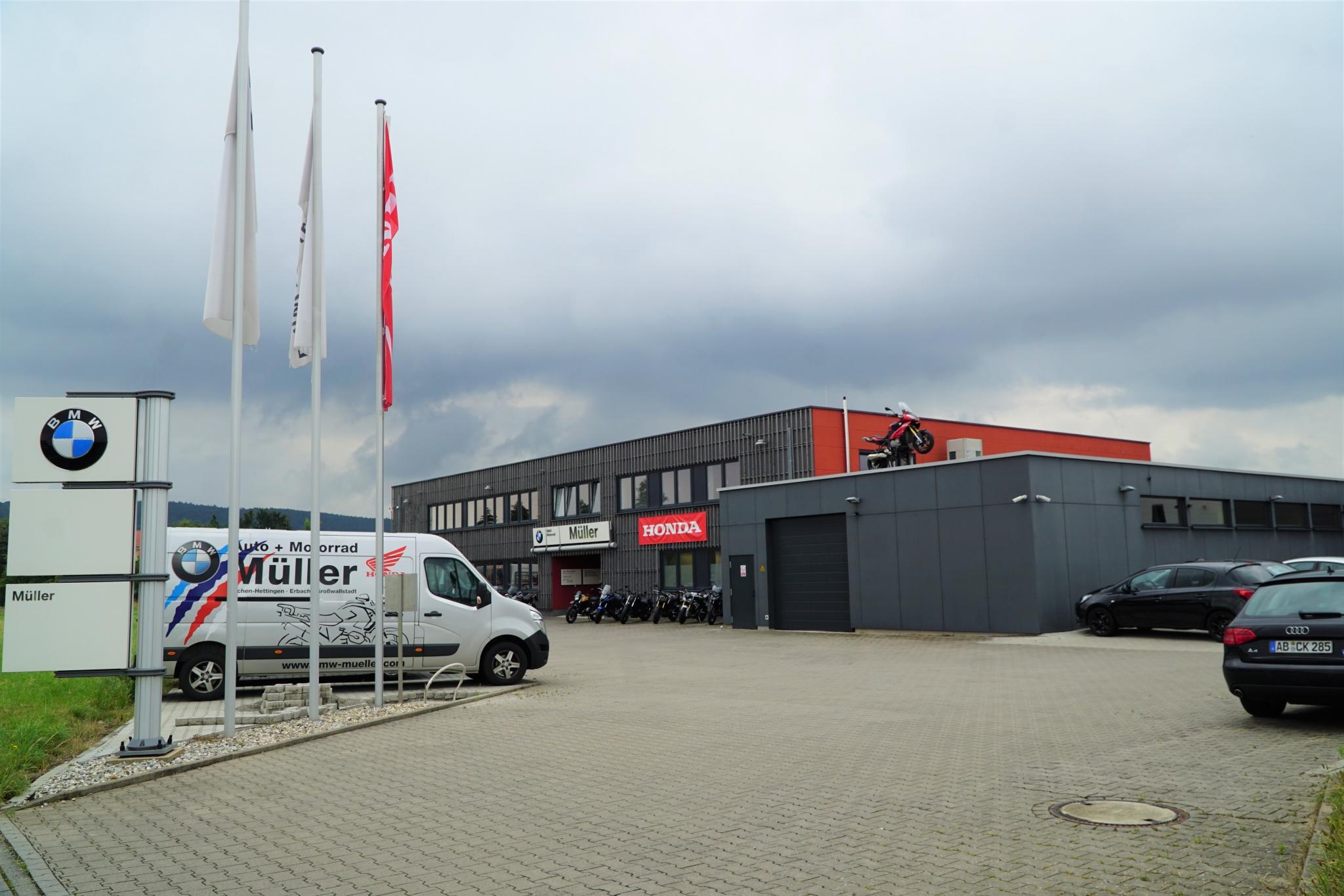 Unternehmensbilder Auto + Motorrad Müller 30