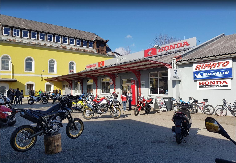Unternehmensbilder RIMATO Motorradvertriebs GmbH 3