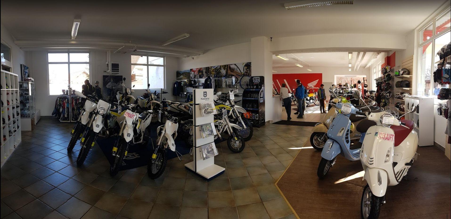 Unternehmensbilder RIMATO Motorradvertriebs GmbH 4