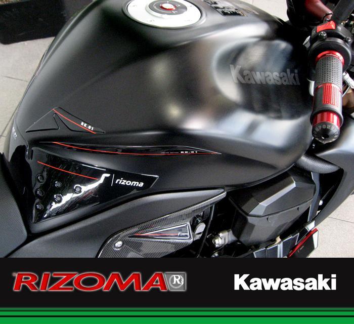Kawasaki Z750R ABS RIZOMA UMBAU