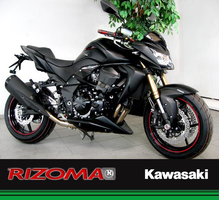 Kawasaki Z750R ABS RIZOMA UMBAU Griff Und Bremshebel Rot Previous Next