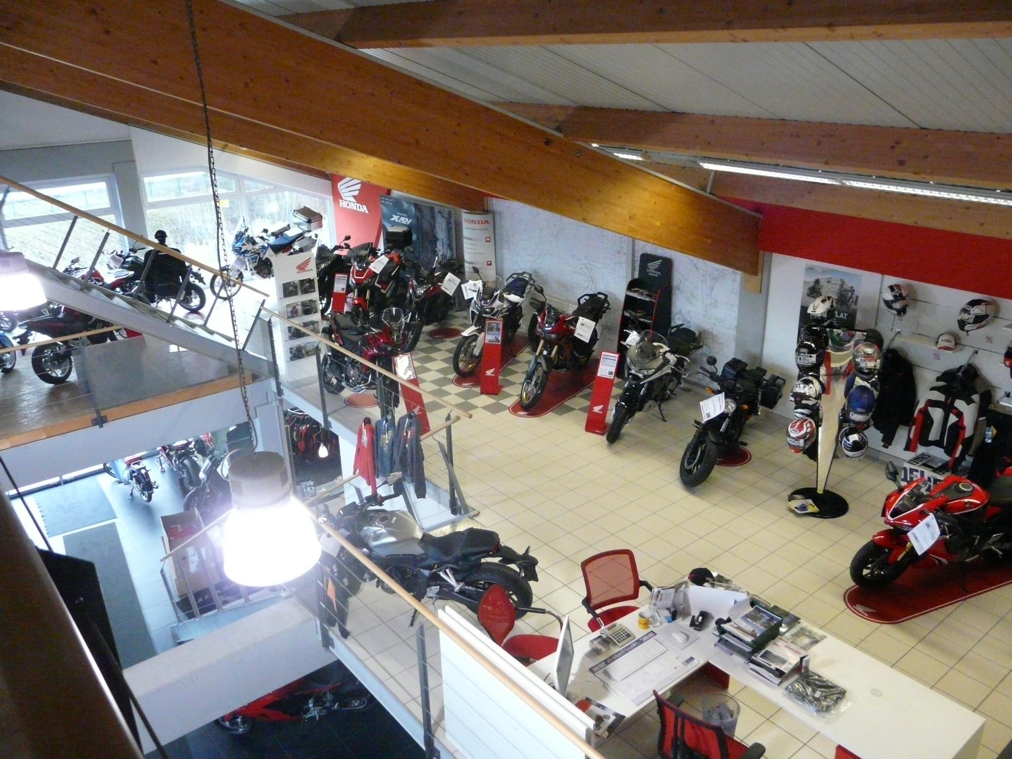 Unternehmensbilder Kalli´s Motorradschmiede GmbH&Co 20