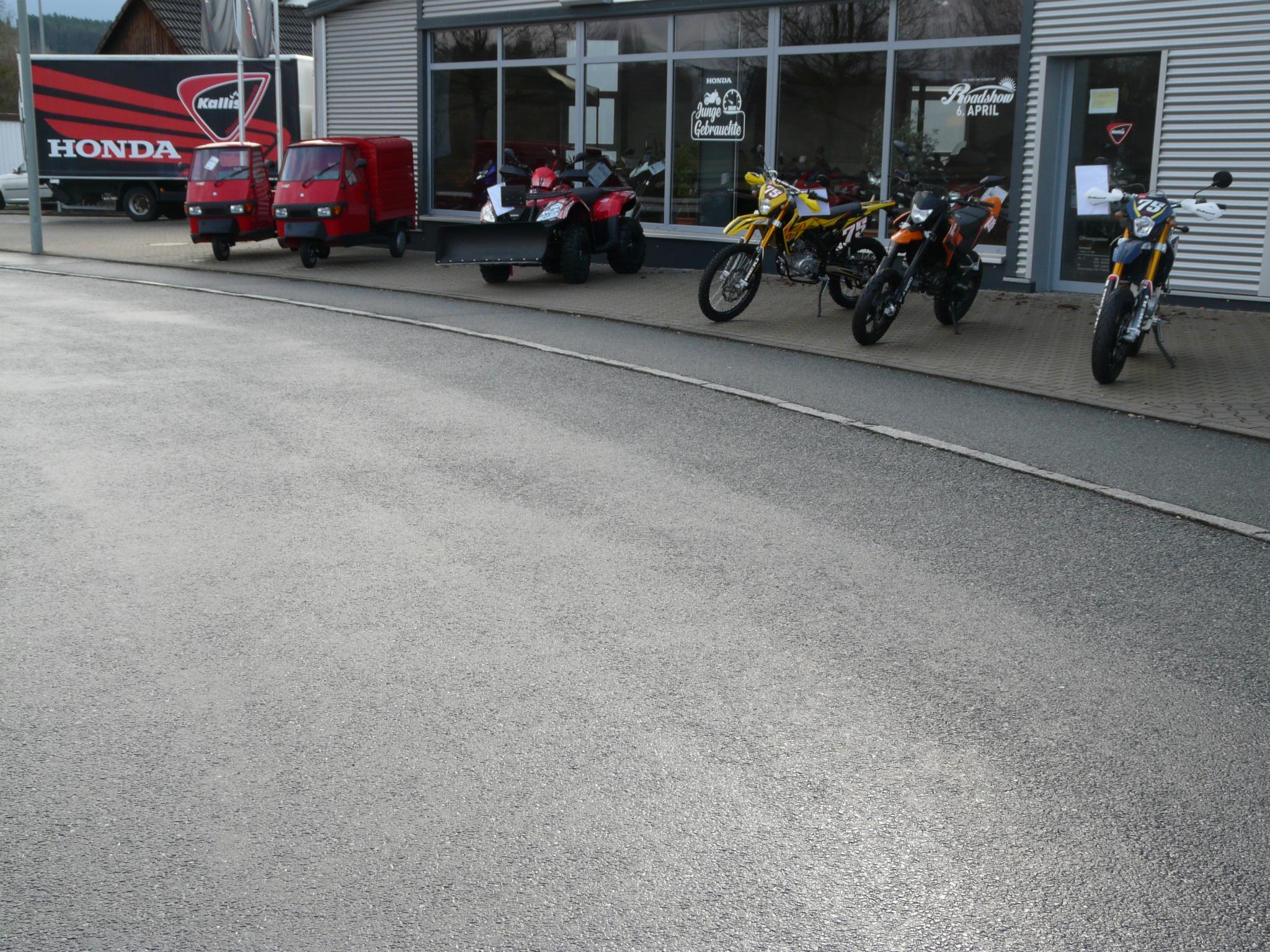 Unternehmensbilder Kalli´s Motorradschmiede GmbH&Co 21
