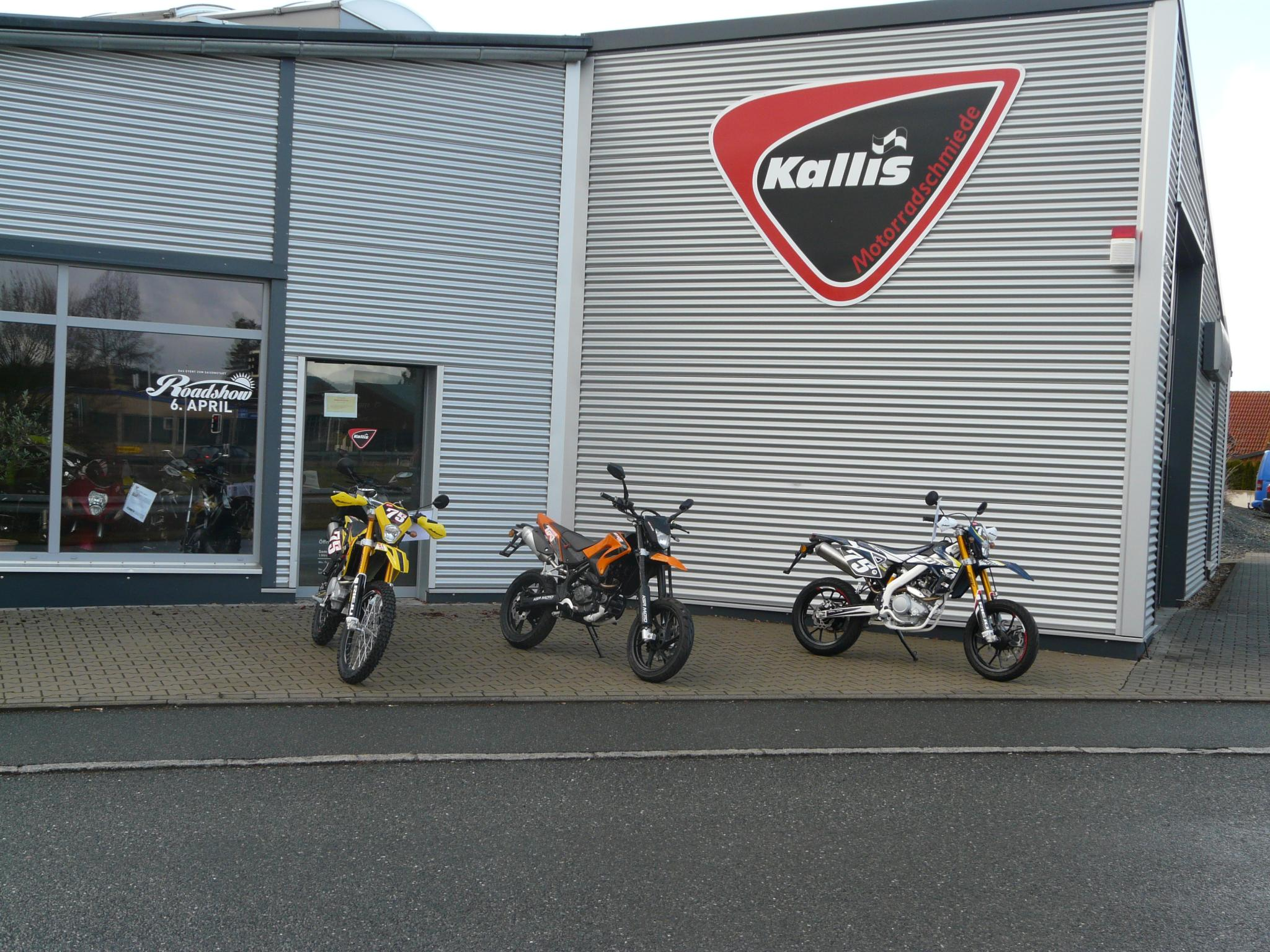 Unternehmensbilder Kalli´s Motorradschmiede GmbH&Co 18