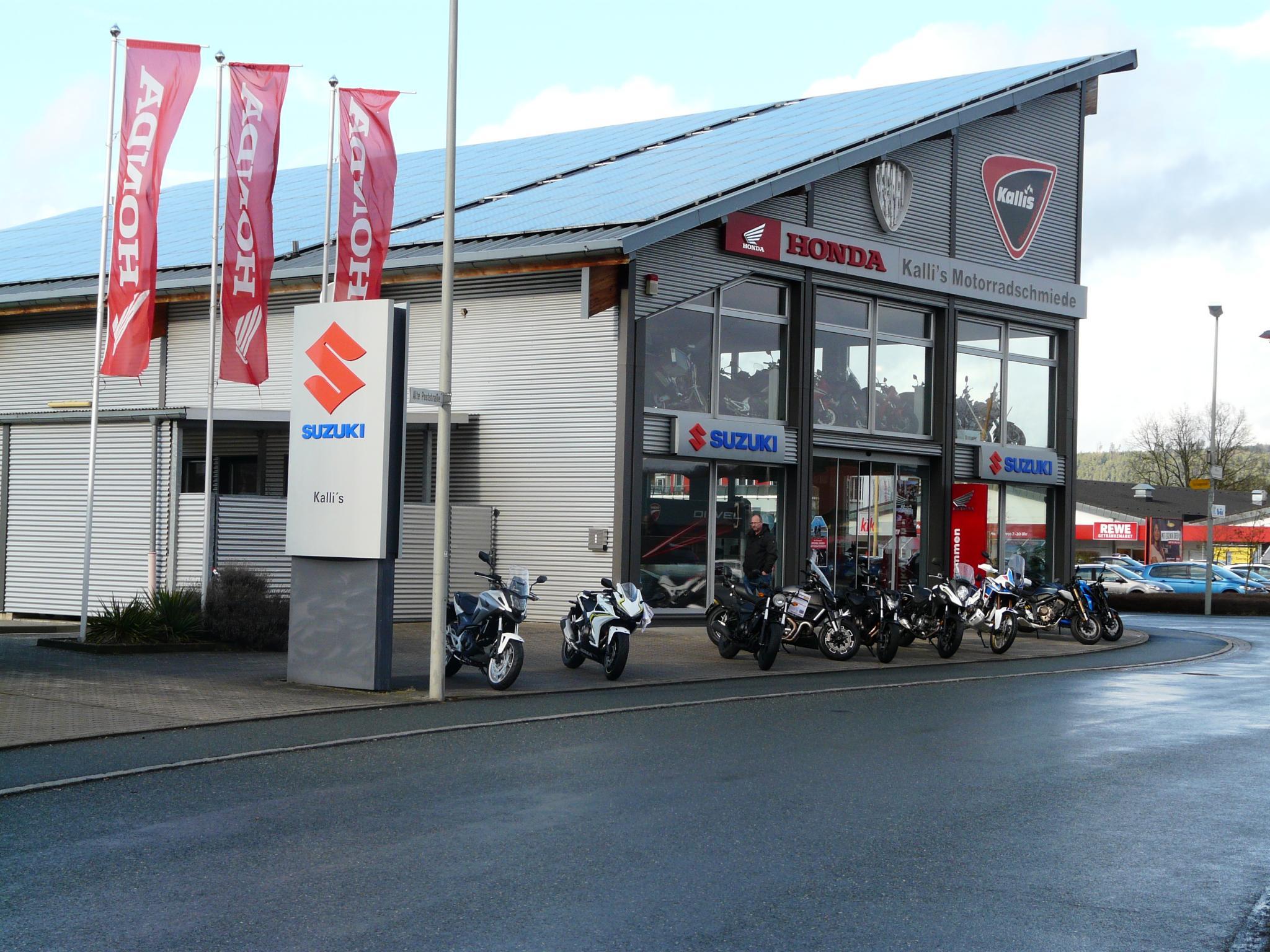 Unternehmensbilder Kalli´s Motorradschmiede GmbH&Co 17