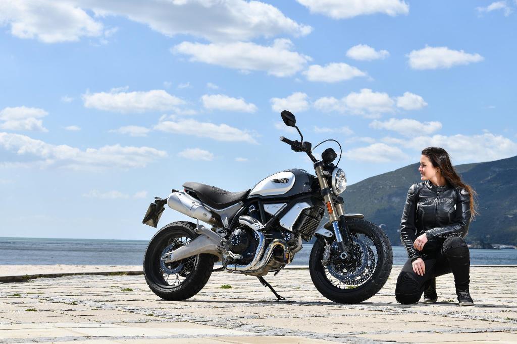 Ducati Scrambler 1100 2018er