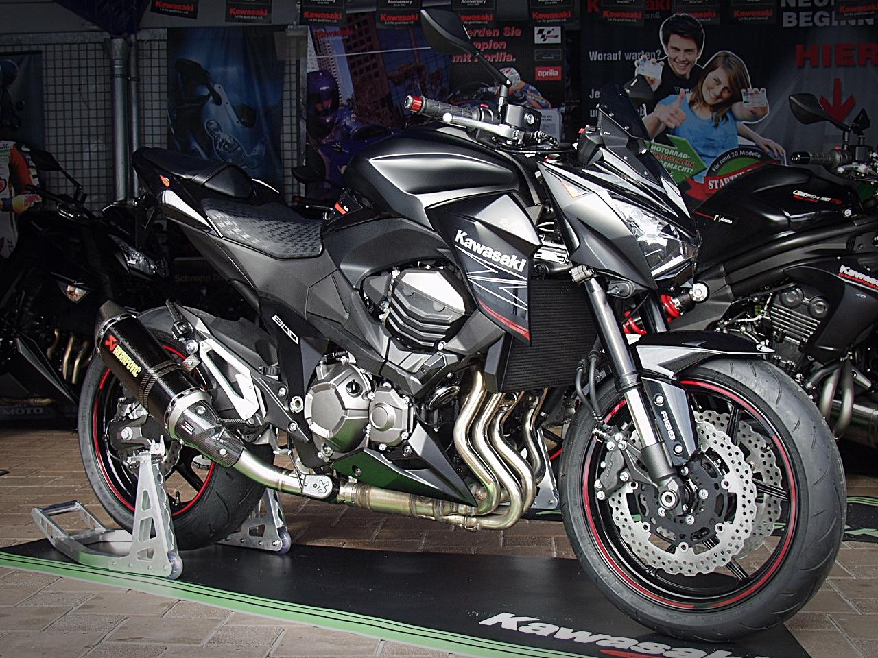 Z800 Abs 2013 Rsi Exclusive Rizoma Edition Red Label