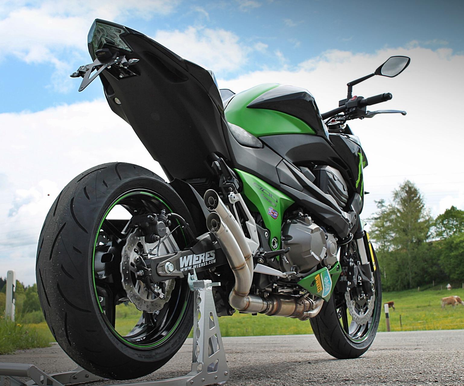 Motorrad Bilderat Slideshows 253658