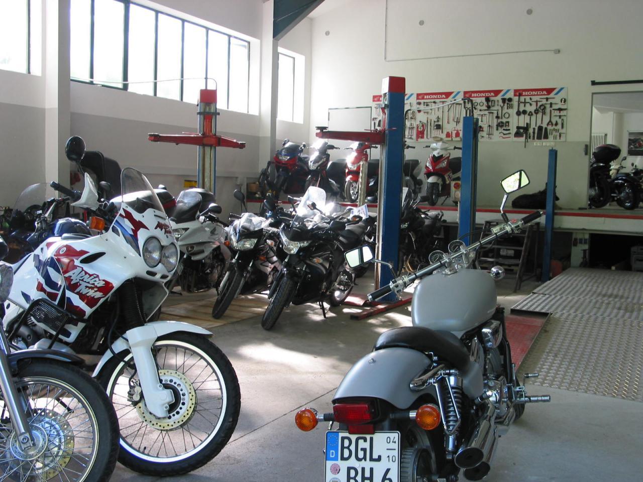 Unternehmensbilder Motorrad-Wagner 7