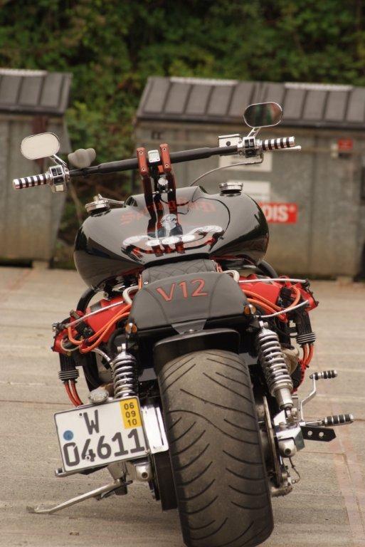 Der Prachtprengel Aus Wuppertal Motorrad Fotos Amp Motorrad