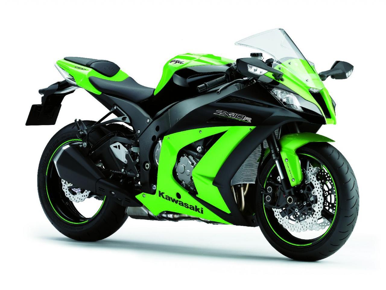 Kawasaki Ninja Zx R