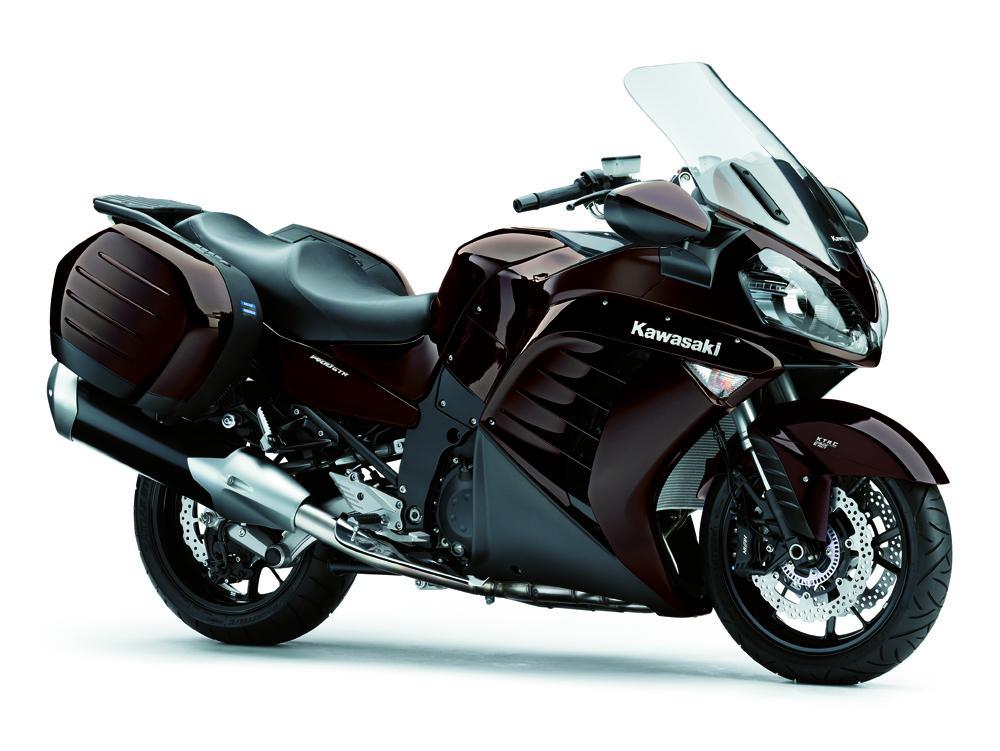 Kawasaki Gtr Zg