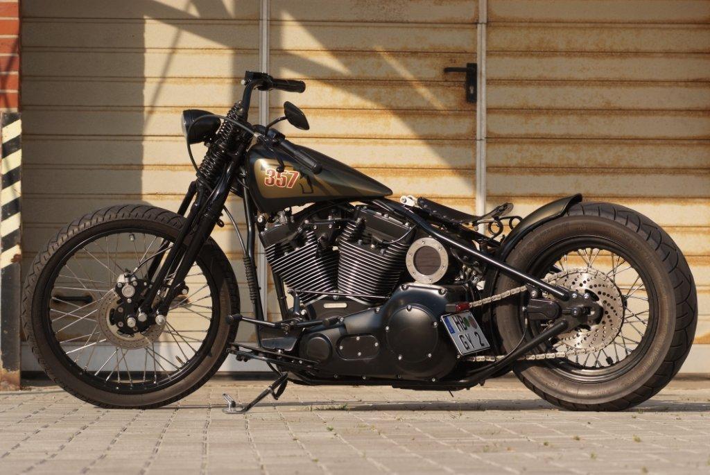 Harley Davidson Sportster Trittbretter